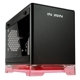 Carcasa In Win A1 Tempered Glass Mini-ITX Black, RGB, sursa 600W