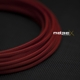 Sleeving MDPC-X Sleeve Small, Color-X (Dark Red), lungime 1m