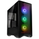 Carcasa Lian Li LANCOOL II Mesh RGB Tempered Glass Black