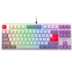 Tastatura mecanica gaming Xtrfy K4 TKL RGB Retro, US Layout, Kailh Red, K4-RGB-TKL-RETRO-R-US
